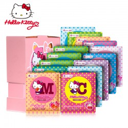 Hello Kitty 字母面膜 Merry Christmas套装