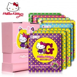 Hello Kitty 字母面膜 Good Luck套装