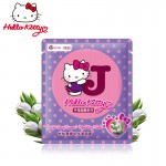 Hello Kitty 杜松果字母面膜J