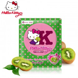 Hello Kitty 奇异果字母面膜K