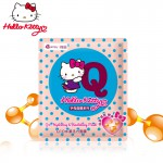 Hello Kitty Q10水漾活力面膜