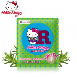 Hello Kitty 迷迭香字母面膜R